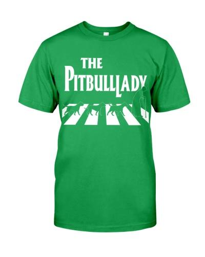 The pitbull lady
