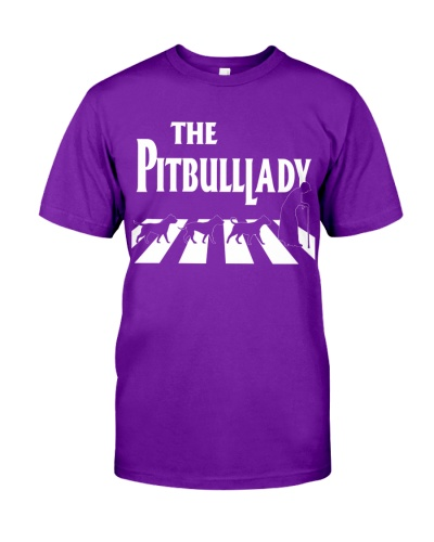 The pitbull lady