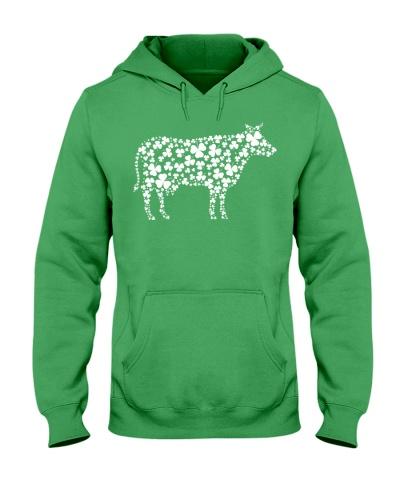 Farm Cow Shamrock