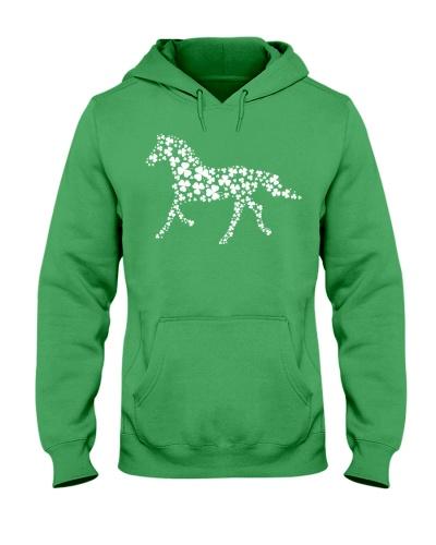 Horse Shamrock