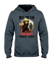 Only you can prevent forest fires Hooded Sweatshirt thumbnail