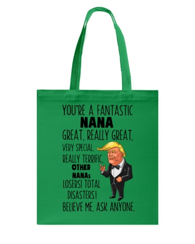 Family Nana You're A Fantastic