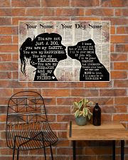 Dog Pitbull Best Friend 36x24 Poster poster-landscape-36x24-lifestyle-20