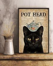 Cat Pot Head 16x24 Poster lifestyle-poster-3