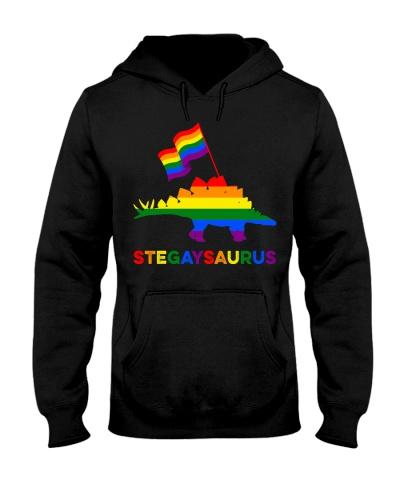 LGBT Stegaysaurus
