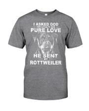 Rottweiler Classic T-Shirt thumbnail