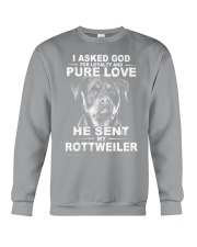 Rottweiler Crewneck Sweatshirt thumbnail
