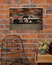 Racing If Everything Is Under Control 24x16 Poster poster-landscape-24x16-lifestyle-24