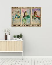 Mermaid The Soul Of A Gypsy 36x24 Poster poster-landscape-36x24-lifestyle-01