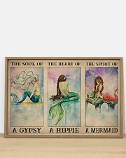 Mermaid The Soul Of A Gypsy 36x24 Poster poster-landscape-36x24-lifestyle-03