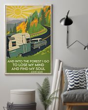 Camping Find My Soul 16x24 Poster lifestyle-poster-1