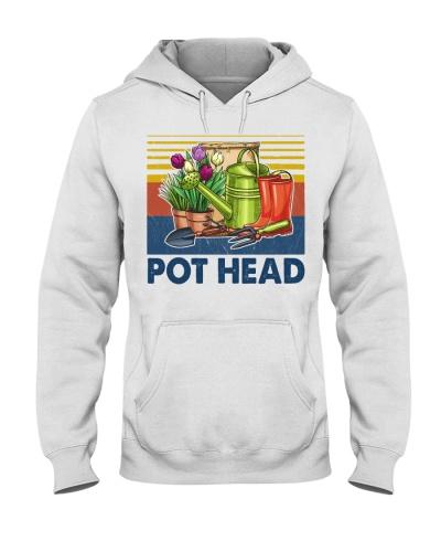 Garden Pot Head
