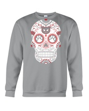 cat sugar Crewneck Sweatshirt thumbnail