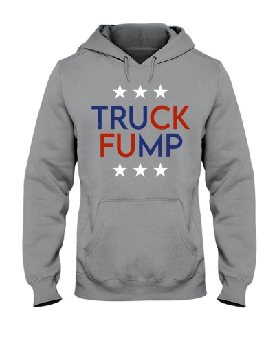 Democratic Party Truck Fump