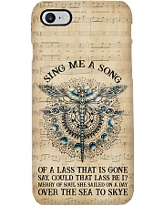 Book Sing Me A Song Phone Case i-phone-8-case