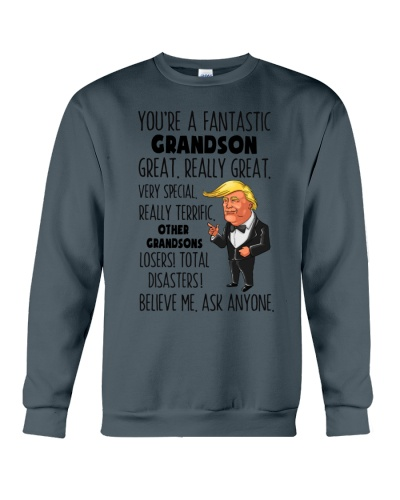 Family Grandson 2 You're A Fantastic