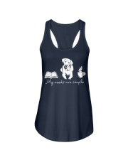 Labrador Ladies Flowy Tank tile