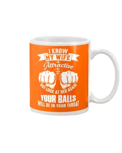 I know my wife