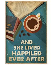 Coffee Happily Ever After 16x24 Poster front