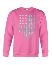 Mermaid Flag Crewneck Sweatshirt thumbnail