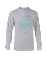 Mermaid Flag Long Sleeve Tee thumbnail