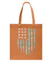 Mermaid Flag Tote Bag thumbnail