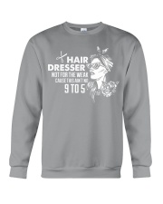 Hairdresser Crewneck Sweatshirt tile