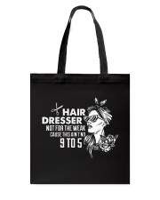 Hairdresser Tote Bag thumbnail
