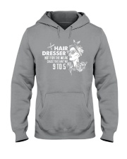 Hairdresser Hooded Sweatshirt tile