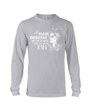Hairdresser Long Sleeve Tee tile