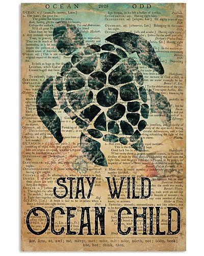 Ocean Stay Wild Ocean Child
