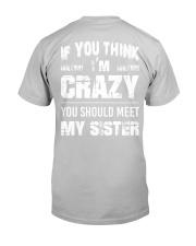 Crazy Sister Classic T-Shirt thumbnail