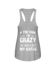 Crazy Sister Ladies Flowy Tank thumbnail