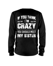 Crazy Sister Long Sleeve Tee thumbnail