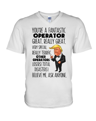 Operator You're A Fantastic