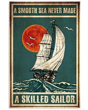 Ocean A Smooth Sea never made 16x24 Poster front