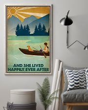 Dog Happily Ever After 16x24 Poster lifestyle-poster-1
