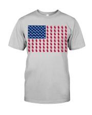 rabbit flag Classic T-Shirt thumbnail