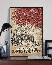 Horse Happily Ever After 16x24 Poster lifestyle-poster-2