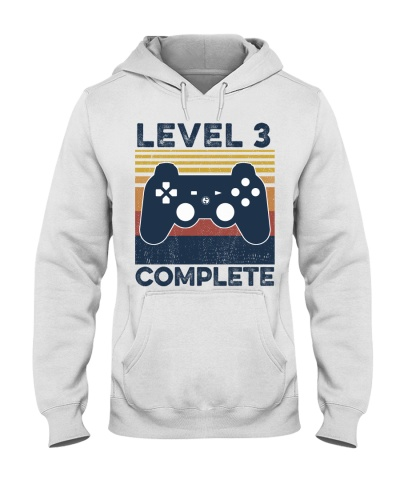 Game Level 3 Complete