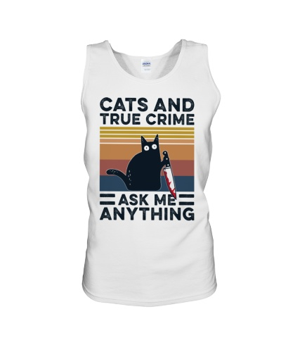 Cats And True Crime