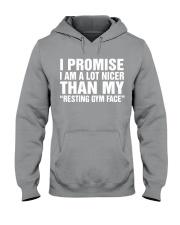 I promise Hooded Sweatshirt thumbnail