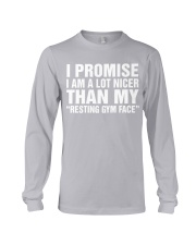 I promise Long Sleeve Tee thumbnail