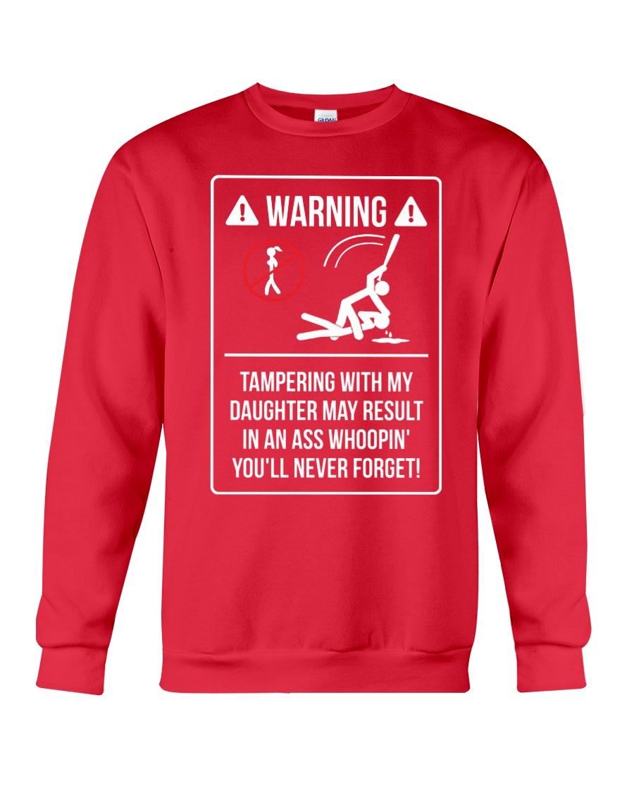 WARNING Crewneck Sweatshirt