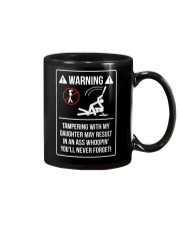 WARNING Mug tile