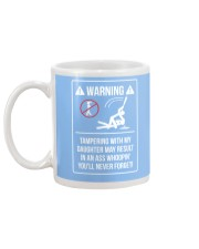 WARNING Mug back
