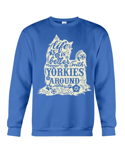 Life is better with yorkiefs around