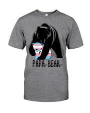 Papa Bear  Classic T-Shirt front