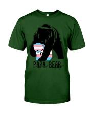 Papa Bear  Classic T-Shirt tile