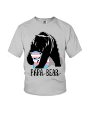 Papa Bear  Youth T-Shirt thumbnail